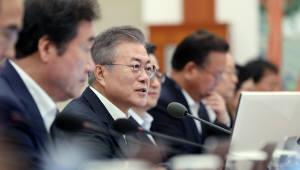 [평양정상회담]문 대통령, '남북관계 발전·북미 대화 촉진' 총력…비핵화 합의엔 신중한 정망