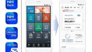 NH농협금융, 금융지주 최초 모바일앱 표준 체계 마련