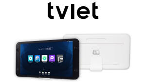 {htmlspecialchars([굿!초이스 중소기업 우수제품]비엘티 'TVLET(티블렛)')}