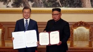 [평양정상회담]북한의 비핵화 조치…종전선언과 맞교환 카드 될까