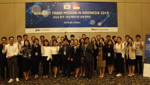 광주전남SW융합클러스터사업단, 인도네시아·베트남서 100억원 수출 상담 계약