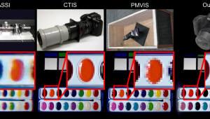 KAIST, 알고리즘 기반 초분광 카메라 기술 개발