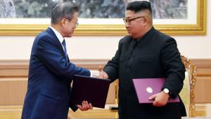 """[평양정상회담]정부 """"남북미 비핵화 구체화 협상에 주력"""""""