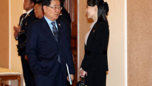[평양정상회담]정의용-김여정, 평양공동선언 \'숨은 주역\' 2인방