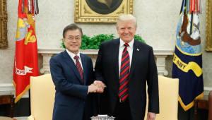 [이슈분석]유엔총회 기간 문재인·트럼프 한미 정상의 '말말말'