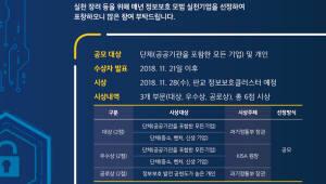 KISA, '제17회 K-ICT 정보보호대상' 공모 시작