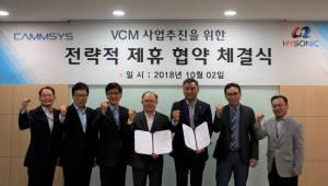 캠시스, 베트남 공장에 카메라모듈 핵심부품 VCM 내재화
