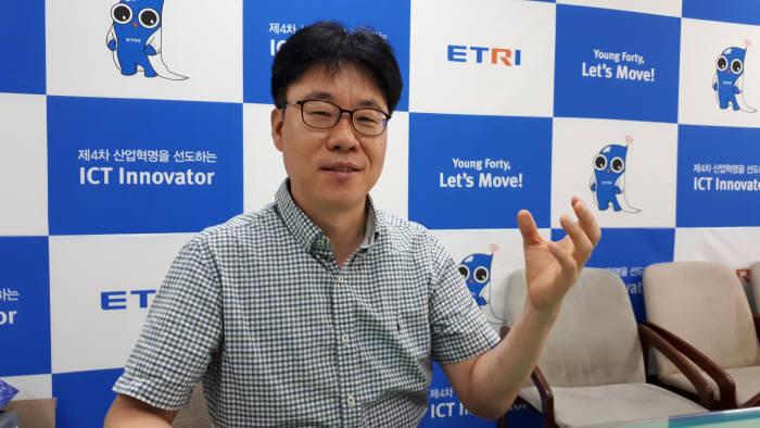 최병수 한국전자통신연구원(ETRI) 양자창의연구실장