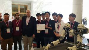 네이버랩스-코리아텍 '앰비덱스', 국제로봇학회 IROS 경쟁부문 우승