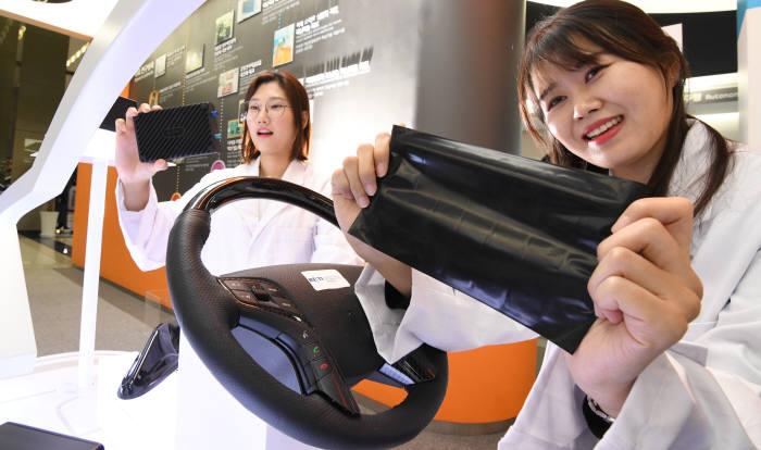 미래형 자동차 소재부품 개발에 박차