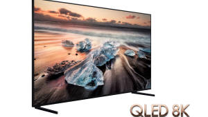 삼성전자, 8K TV 앞세워 프리미엄 TV 시장 공략 가속…이달 중 한·미 출시