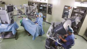 중앙대병원, 로봇수술 1000례 돌파