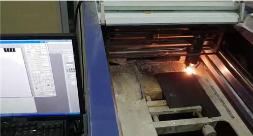 레이저 인쇄로 지문틀 만드는 모습(자료-송의경 의원실)