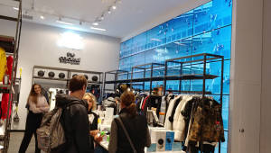 LG전자, 美 고급 백화점 블루밍데일즈 맨해튼 지점에 OLED 사이니지 공급