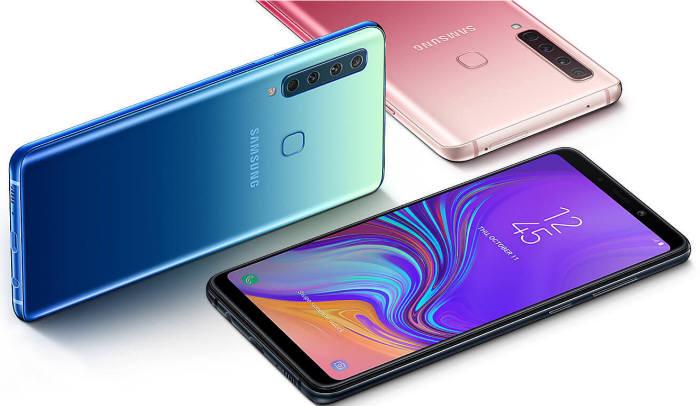삼성전자는 카자흐스탄 공식 홈페이지를 통해 갤럭시A9 스마트폰 공식 이미지·사양 등을 공개했다.