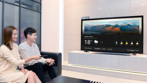 LG 인공지능 TV, 구글 어시스턴트 한국어 서비스 탑재