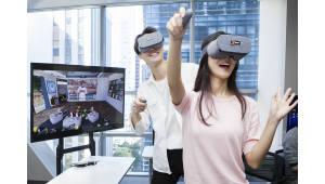 """""""가상현실서 만나""""...SKT·SKB, '옥수수 소셜 VR' 상용화"""