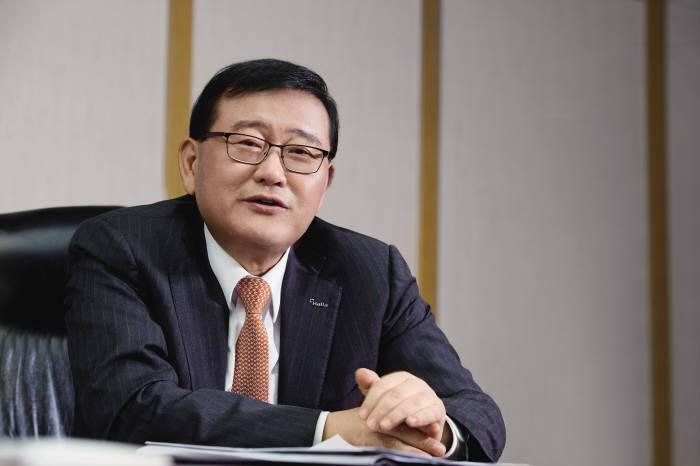 정몽원 한라그룹 회장.