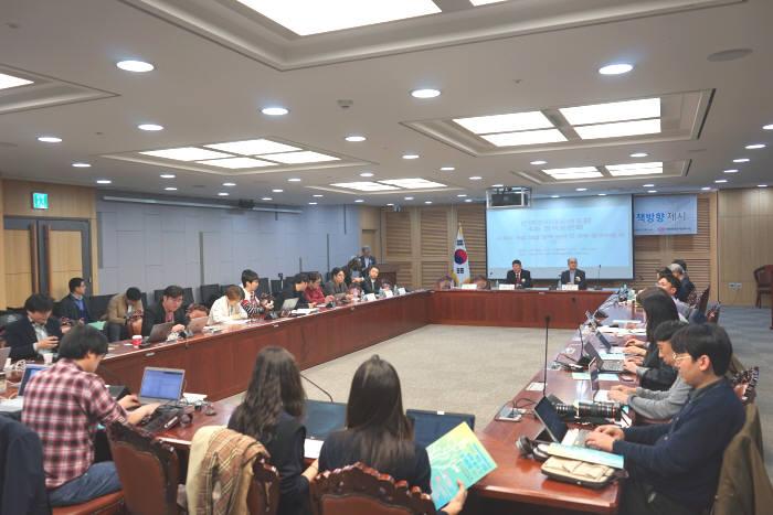 한국게임학회, 문화체육관광부 게임 정책에 '2.2점' 줘