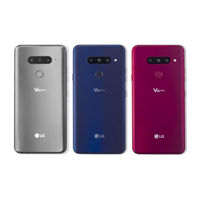 LG V40 씽큐.