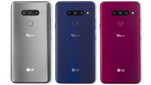 'LG V40 씽큐' 17일 예판·24일 출시...출고가 약 100만원