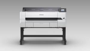 엡손, CAD·포스터 전용 프린터 '슈어컬러 T시리즈' 5종 출시