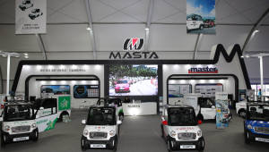 마스타자동차, 국내 최초 카고형 전기차 생산…내년 1월 첫 출시 예정