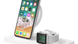 벨킨 '아이폰XS·애플워치4 무선충전 독' 12월 출시