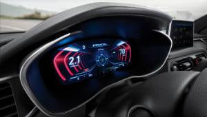 제네시스, 세계 최초 3D 계기반 적용 '2019 G70' 출시