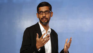 [국제]순다르 피차이 구글 CEO, 중국 검색 엔진 '드래곤프라이' 처음으로 인정