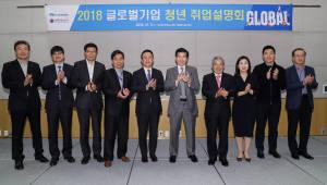 전경련, 암참 공동 글로벌기업 청년 취업설명회 개최
