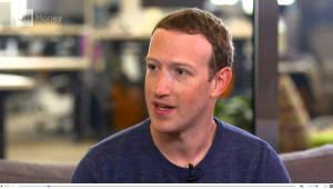 미국 공적자금, 마크 저커버그 페이스북 회장 해임안 지지