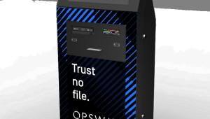 옵스왓, 유입 파일 검증 시스템 '메타디펜더 키오스크·볼트' 출시