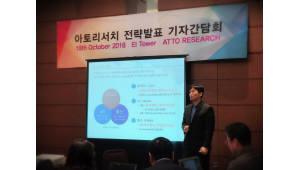 """아토리서치, SDN 사업 다각화 나서 """"2021년 코스닥 상장 도전"""""""