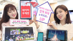 [LG유플러스, 경쟁 활성화 선봉]7대 혁신활동으로 통신시장 새바람