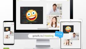 클라운지, 클라우드형 영상대화 서비스 '고톡투' 출시
