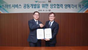 KT-인천국제공항사, ICT로 스마트 공항 만든다