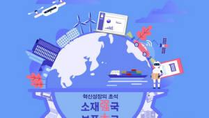소재부품-뿌리산업주간 킨텍스서 개막