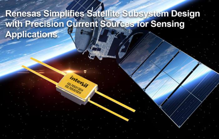 르네사스, 위성시스템용 정밀전류소스 발표
