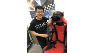 [오늘의 CEO]교수에서 VR전문 경영인으로 변신, 김홍석 스토익엔터 대표