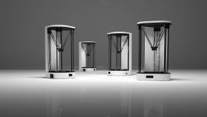 에이팀벤처스 3D프린터, 한국전자전 베스트디자인 선정