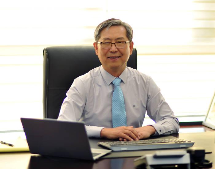 김학섭 드림텍 대표.