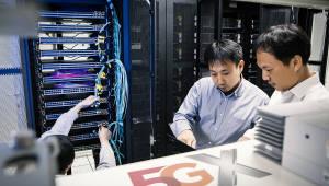 SK텔레콤, 삼성전자·에릭슨·노키아 5G 장비 연동 성공