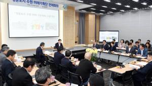 수원시 '청춘도시 수원 2045 계획' 3대 정책과제 제시