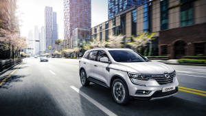 [신차드라이브]2019년형 QM6, 타볼수록 매력적인 가솔린 SUV