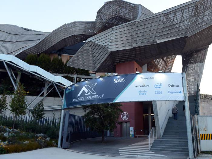 23일(현지시간) 이탈리아 밀라노 미코 밀라노 컨벤션 센터에서 애널리틱스 익스피리언스 2018가 열렸다.
