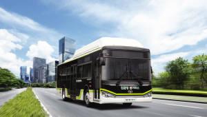자일대우, 첫 전기버스 수주...성남시내버스에 20대 투입