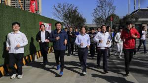 SK-시노펙 합작사 중한석화, 중국서 환경달리기 캠페인