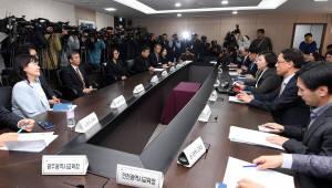 제1회 유아교육 공공성 강화 추진단 합동점검회의
