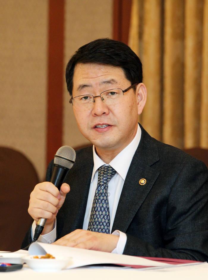 강정민 전 원자력안전위원회 위원장